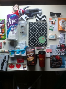 BlissDom 2015 goodies