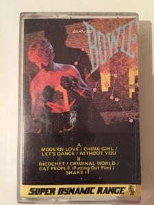 Cassette circa 1983